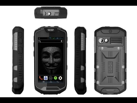 AnonCom: Extreme Encrypted Private Android Phone