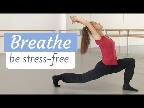 Relaxing Stretching Flow for Stress and Tension Relief