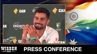 Virat Kohli Press Conference | Aus v Ind, Third Test, Day 3 | Wisden India