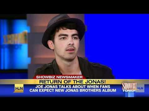 Joe Jonas answers your questions!