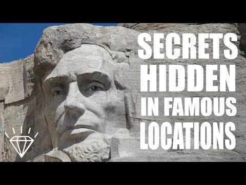 10 Secrets Hidden Inside Famous Locations