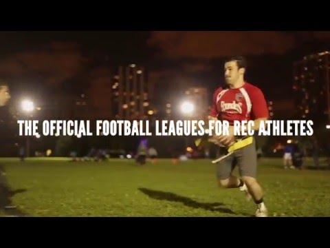 Chicago Sport and Social Club Flag Football Leagues