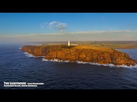 The Lighthouse - Cape Willoughby Kangaroo Island South Australia