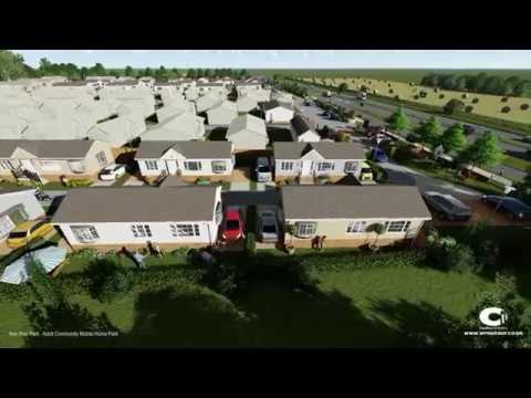 Yew Tree Park - Adult Community Mobile Homes