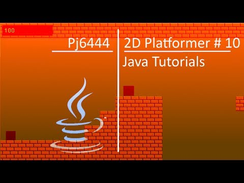 Java 2D Platformer Tutorial #10 - Loading Map Files