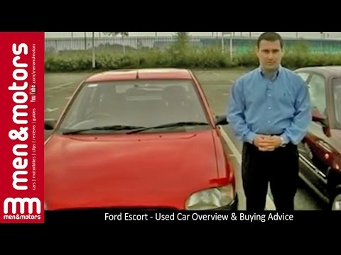 Ford Escort - Used Car Overview & Buying Advice