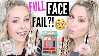 NEW at Sephora | Full Face Testing Pretty Vulgar Cosmetics FAIL?!