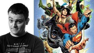 WonderCon 2018 - Scott Snyder on Justice League