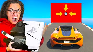 THIS RACE Made Me BREAK MY PS4! (GTA 5 Funny Moments)