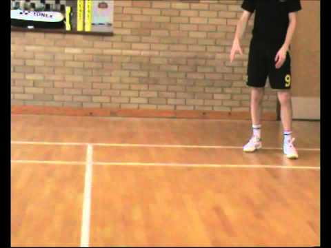 Badminton - Court Markings