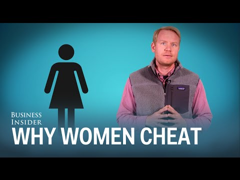 Why women cheat