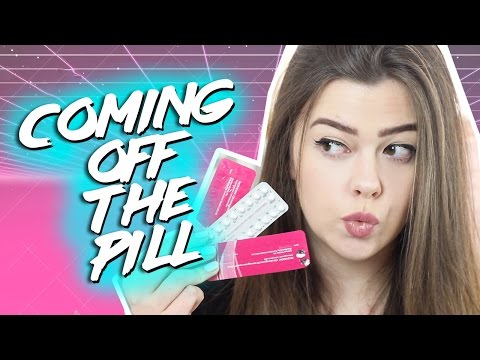 COMING OFF THE PILL | LUCY WOOD