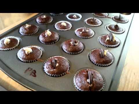 Sugar free mini muffin cannabis brownies