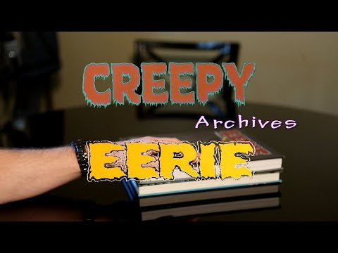 Book Review #3 - Creepy/Eerie Archives