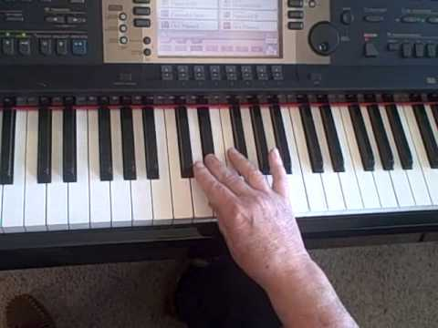 Piano Fingering on Chromatic Scales