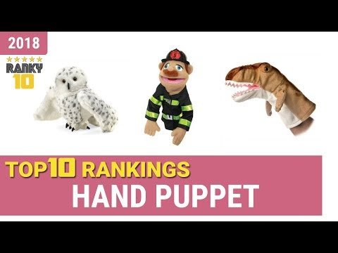 Best Hand Puppet Top 10 Rankings, Review 2018 & Buying Guide