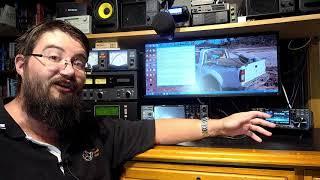 Kenwood TS-590SG Panadaptor SDRPlay RSP2 - PakVim net HD
