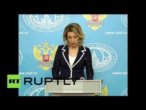 Russia: Zakharova slams German hypocrisy over accusations of media 'bias'