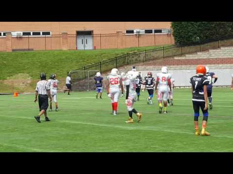 6th grade Pennsylvania Lions vs Dmv Academy 2nd Half