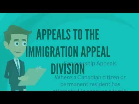 Immigration Appeal Division - Matthew Jeffery, Toronto Immigration Lawyer