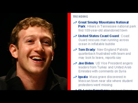 The Rise of Political Clickbait 10: Facebook's Trending News Controversy