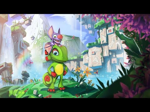 Yooka-Laylee | Starting a New Adventure! | Part One (gone sexual)