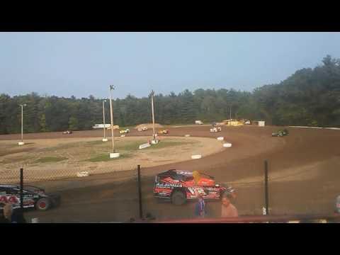 Dirt track Racing. NY.