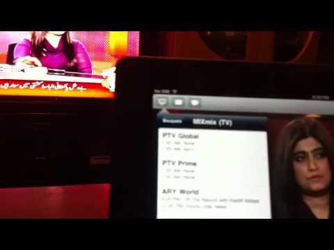Stream Live Tv To IPad