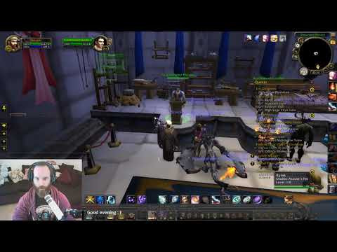 WoW Gold Stream - Buy Low, Sell High. Progress on Draenor Flying