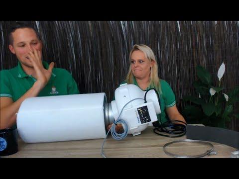 Grow Guru Live-Fragestunde Nr. 10: Belüftung beim Indoor Growing - Basics / Belüftungs-Komplettsets