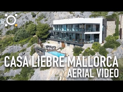 Casa Liebre Mallorca by Air - majorca drone footage