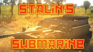 Asu-57 : Stronk Sekrit Submarine Of Stalin