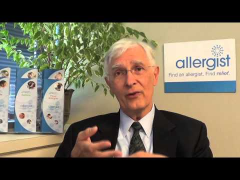 Fighting Fall Hay Fever Symptoms