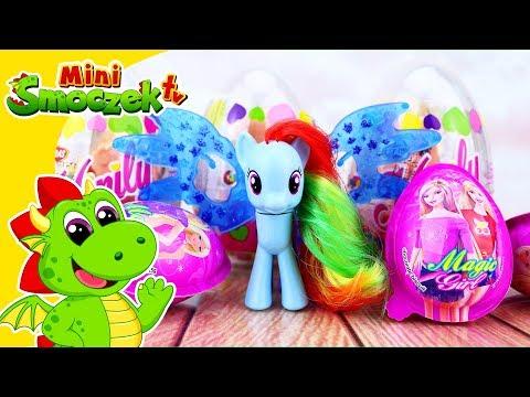 My Little Pony: Rainbow Dash Jest Dziewczęca i Bawi Się Lalkami :-) Zabawki Bajki Dla Dzieci