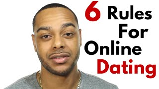 Online dating rules for talking to guys online | 6 rules for online dating