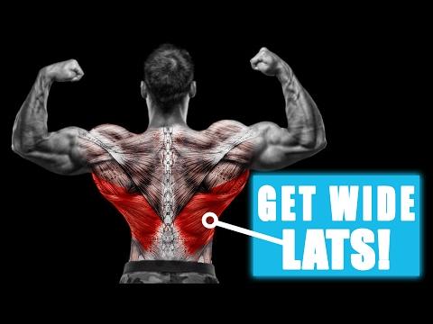 Muscle Masterclass : LATS