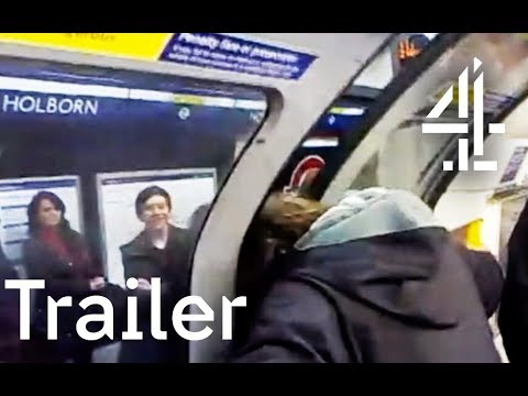 TRAILER | Trains from Hell: Caught On Camera | Tuesday 9pm