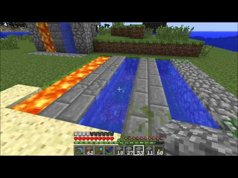 Redpower 2 Quick Mossy Cobblestone and Cracked Brick Tutorial.wmv