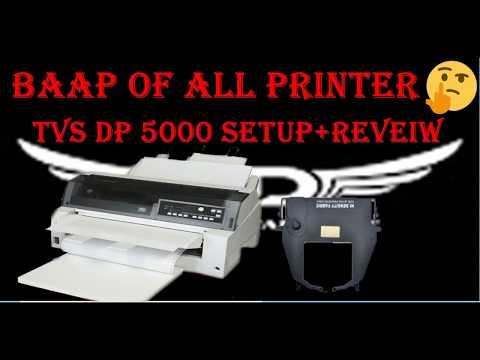 TVS DP 5000+ Full setup.