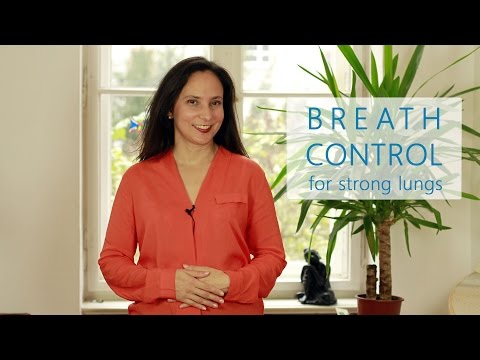 Breathing Exercise For Strong Lungs