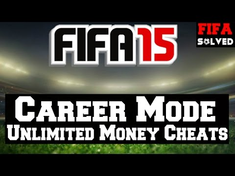 FIFA 15 Career Mode - Unlimited Money Cheats