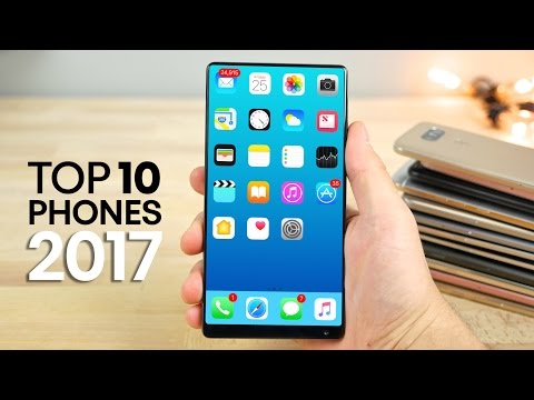 Top 10 Upcoming Smartphones 2017