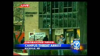 Student allegedly threatens to shoot up school