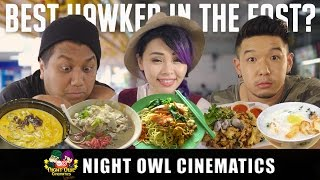 Food King: Best Hawker Food In The East?!