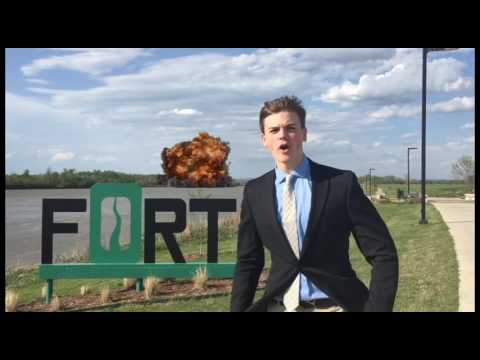 Best High School Presidential Campaign Video....EVER!