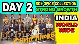 Chhichhore Movie Box Office Collection Day 2 | India, WORLDWID| Superhit | Sushant Singh Rajpoot