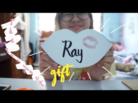 THE PERFECT GIFT FOR BOYFRIEND | HAPPY BIRTHDAY RAY 💝
