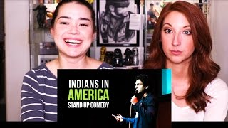 KENNY SEBASTIAN - BEING INDIAN IN AMERICA   Stand Up Comedy   Reaction
