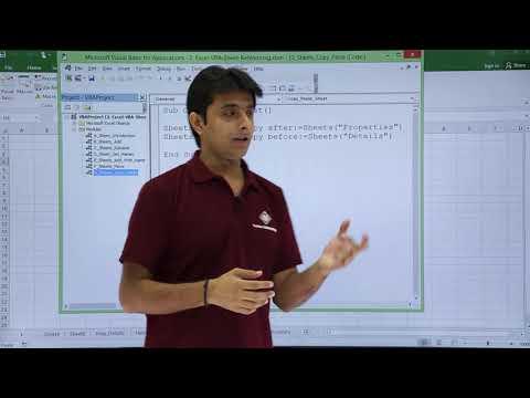 Excel VBA - Copy Sheets