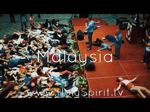 Persecuted church in Vietnam receives a powerful visitation of the Holy Spirit in Malaysia!